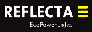 mark for REFLECTA ECOPOWERLIGHTS, trademark #79084542