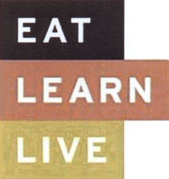 mark for EAT LEARN LIVE, trademark #79086281