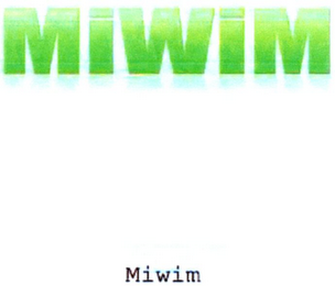 mark for MIWIM MIWIM, trademark #79086673