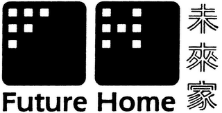 mark for FUTURE HOME, trademark #79086725