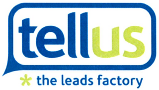 mark for TELLUS THE LEADS FACTORY, trademark #79086919