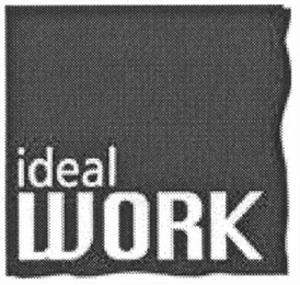 mark for IDEAL WORK, trademark #79087227