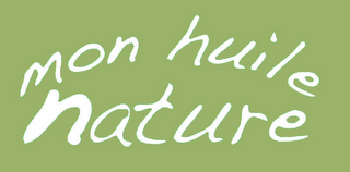 mark for MON HUILE NATURE, trademark #79087315