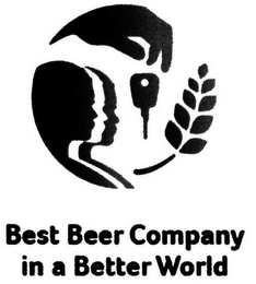 mark for BEST BEER COMPANY IN A BETTER WORLD, trademark #79087741