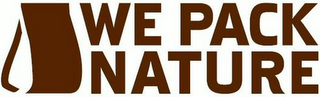 mark for WE PACK NATURE, trademark #79088063