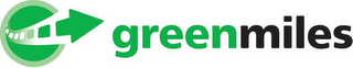 mark for GREENMILES, trademark #79088712