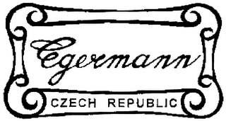 mark for EGERMANN CZECH REPUBLIC, trademark #79089410