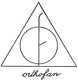 mark for ORTHOFAN, trademark #79089439