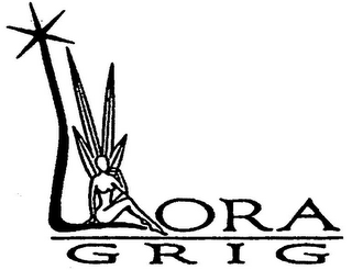 mark for LORA GRIG, trademark #79089499