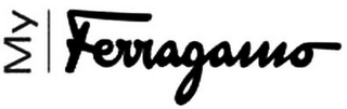 mark for MY FERRAGAMO, trademark #79089540