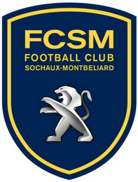 mark for FCSM FOOTBALL CLUB SOCHAUX-MONTBELIARD, trademark #79090025