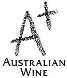 mark for A+ AUSTRALIAN WINE, trademark #79090407