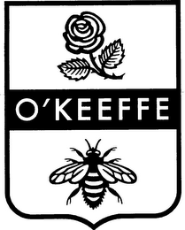 mark for O'KEEFFE, trademark #79090772