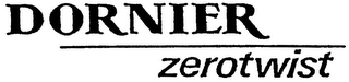 mark for DORNIER ZEROTWIST, trademark #79091056