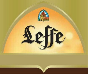 mark for LEFFE, trademark #79091716