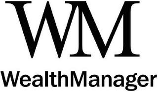 mark for WM WEALTHMANAGER, trademark #79091761