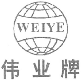 mark for WEIYE, trademark #79091773