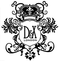 mark for D&X LONDON, trademark #79092336