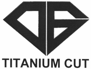 mark for D6 TITANIUM CUT, trademark #79093450