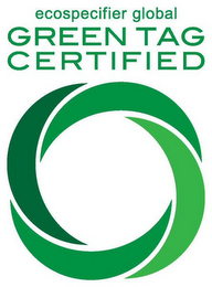 mark for ECOSPECIFIER GLOBAL GREEN TAG CERTIFIED, trademark #79094367