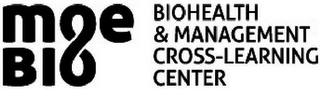 mark for MOEBIO BIOHEALTH & MANAGEMENT CROSS-LEARNING CENTER, trademark #79095434