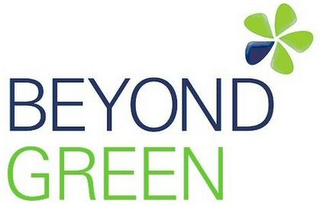 mark for BEYOND GREEN, trademark #79096338