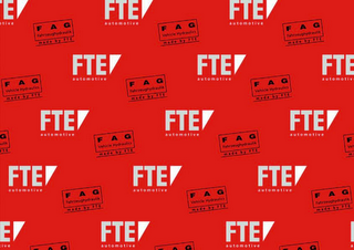 mark for FTE AUTOMOTIVE FAG FAHRZEUGHYDRAULIK MADE BY FTE FAG VEHICLE HYDRAULICS MADE BY FTE, trademark #79096441