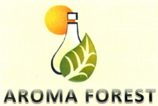 mark for AROMA FOREST, trademark #79096606