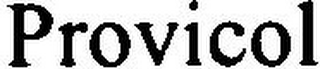 mark for PROVICOL, trademark #79097364