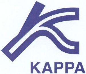 mark for K KAPPA, trademark #79097521