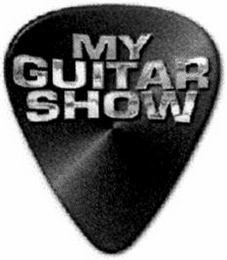 mark for MY GUITAR SHOW, trademark #79097540