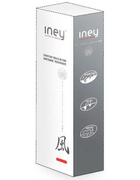 mark for INEY INVITE TO WHITE EVERYDAY MULTI-ACTION WHITENING TOOTHPASTE, trademark #79097621