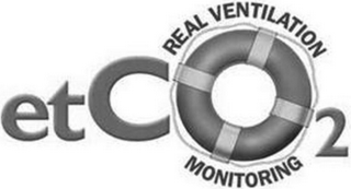 mark for ETCO2 REAL VENTILATION MONITORING, trademark #79098553