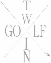 mark for TWIN GOLF, trademark #79098952