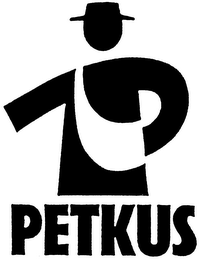 mark for PETKUS, trademark #79099219