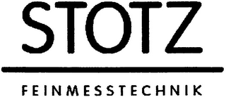 mark for STOTZ FEINMESSTECHNIK, trademark #79099351