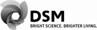 mark for DSM BRIGHT SCIENCE. BRIGHTER LIVING., trademark #79099354