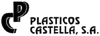mark for CP PLASTICOS CASTELLA, S.A., trademark #79099581