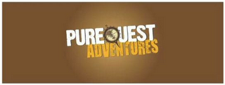 mark for PUREQUEST ADVENTURES, trademark #79099711