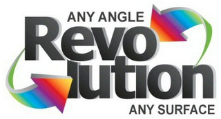 mark for ANY ANGLE REVOLUTION ANY SURFACE, trademark #79099734
