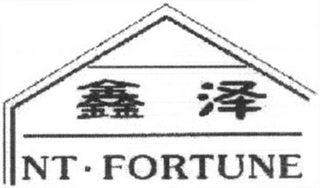 mark for NT FORTUNE, trademark #79100677