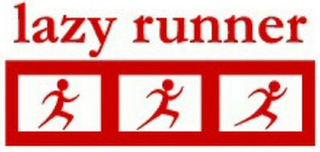 mark for LAZY RUNNER, trademark #79100987