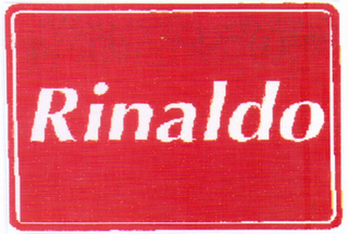 mark for RINALDO, trademark #79100992