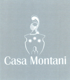 mark for CASA MONTANI, trademark #79102029