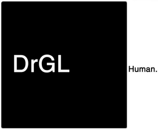 mark for DRGL HUMAN., trademark #79102209