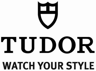 mark for TUDOR WATCH YOUR STYLE, trademark #79102426