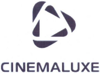 mark for CINEMALUXE, trademark #79102870