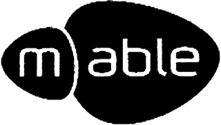 mark for M ABLE, trademark #79103046