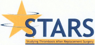 mark for STARS STUDYING THROMBOSIS AFTER REPLACEMENT SURGERY, trademark #79103092