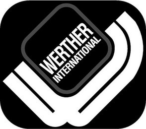 mark for WERTHER INTERNATIONAL, trademark #79103151